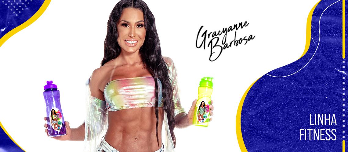 Linha Fitness Gracyanne