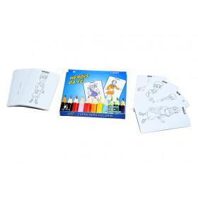 CARDS PARA COLORIR